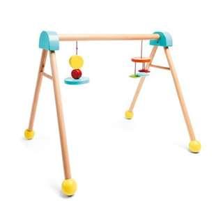 木製玩樂架 (6個月以上適用)