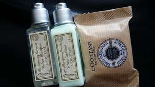 Loccitane馬鞭草Travel Set