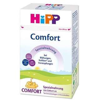 Hipp Special Comfort for gas, colic and constipation