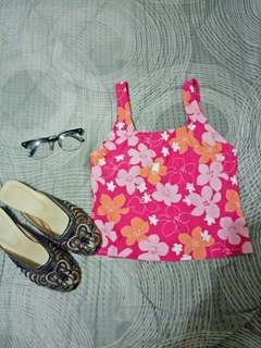 Floral Swimsuit for Girl Kid