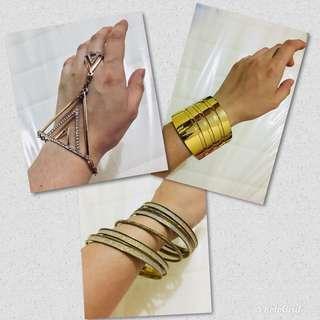 set bracelets accessories