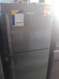 Kulkas panasonic small 2door refrigenerator bisa kredit