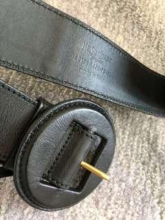 YSL Leather Belt   100%NEW