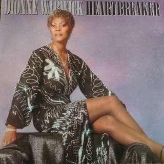Dionne Warwick Heart Breaker Vinyl