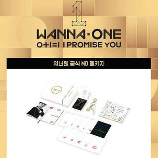 [Upcoming Ready Stock] I Promise You Official MD Loose Item