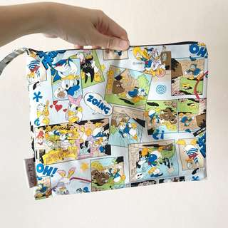Wetbag Made with Fabric from Japan** Quality Durable Trusted Zipper brand: YKK *FOC Normal Post.