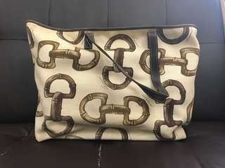 Gucci休閒袋連布袋(特別版)