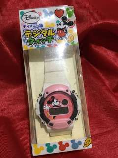Disney Minnie Mouse Watch from Japan