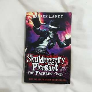 Skulduggery Pleasant (books 2 and 6)