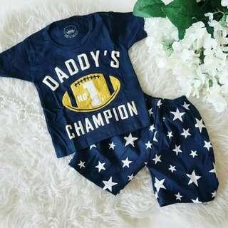 Daddy's Champion
