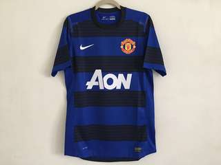 2011/12 Manchester United Player Issued shirt S/S