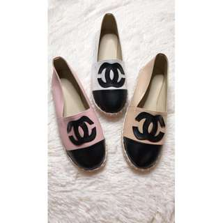 Flat shoes mules Chanel inspired Item code: c2014