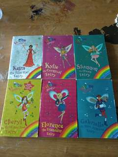 Rainbow Magic Special Fairies Books