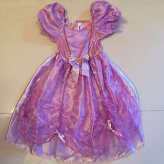 Girl's Purple Dress Sofia the First Inspired Gown
