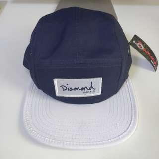 Diamond Supply 5 Panel Cap