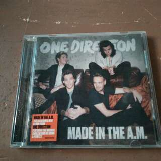 Made In The A.M Deluxe Edition