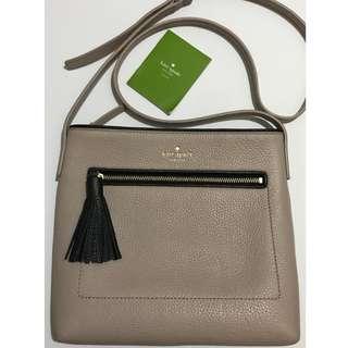 Kate Spade New York Chester Street Dessi Pebbled Leather Shoulder/Crossbody Bag
