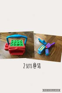 Playdoh Mold Set 2