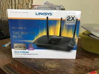 BNIB Linksys Max Stream EA7500 AC1900+ wireless router