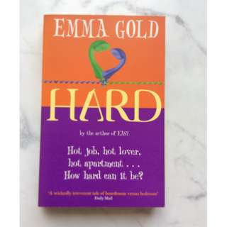 Hard by Emma Gold