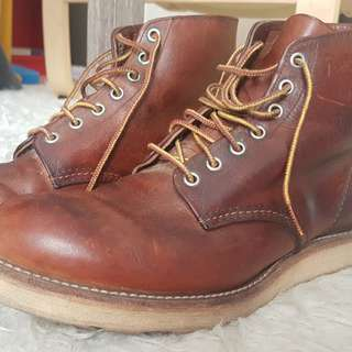 WTS Redwings  Boots Rover 2950 Made In USA
