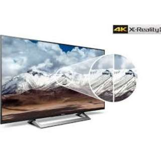 SONY TV SMART, 4K TV, ANDROID TV