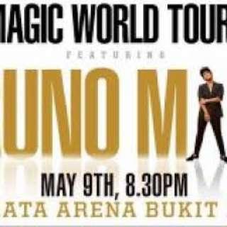 Bruno Mars 24k Magic 2018