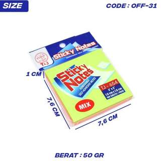 PROMO STICKY NOTES POST IT MEMO TOM&JERRY (OFF-31)