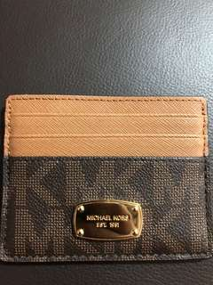 Michael Kors card holder