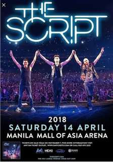 The Script VIP Experience