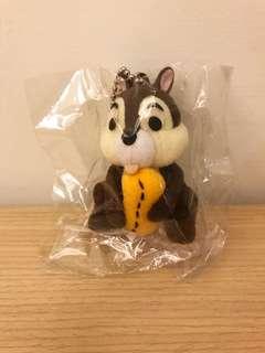 🚚 日本帶回~超療癒的奇奇蒂蒂 松鼠迷 可愛 全新 吊飾