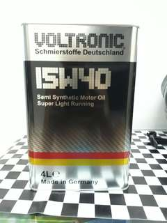Voltronic oil..buster..oil treatment..coolant