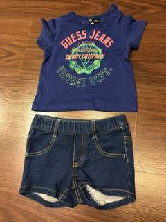 Guess Baby Boy set
