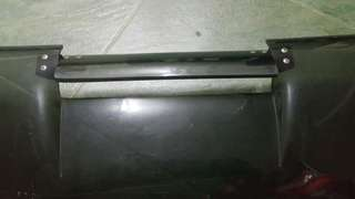 Toyota sunroof cover