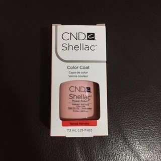 CND Shellac Color coat (Naked Naïveté)