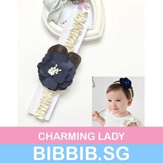 Baby Hairband - Charming Lady