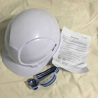Safety helmet 安全帽