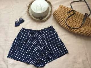 Zara Polca Dots Shorts