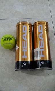 Head ATP Tennis Balls - 2 new boxes