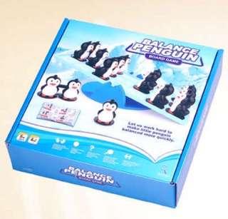企鵝平衡遊戲 STEM game