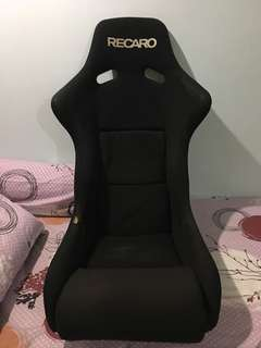 Selling Original Recaro SPG bucket seat