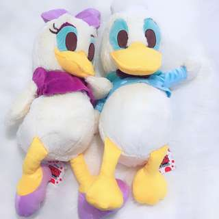 Donald & Daisy Duck - imported from Japan!
