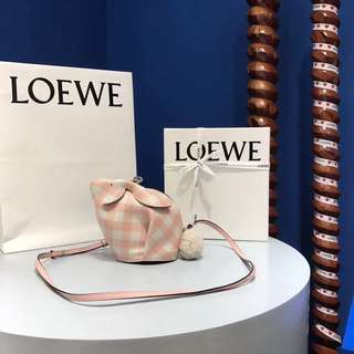 Loewe Bunny Shoulder Bag