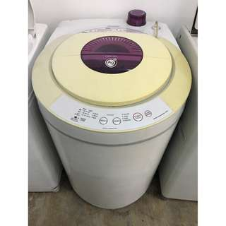Sharp 7kg Mesin Basuh Washing Machine Recon