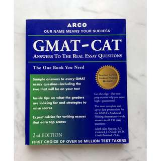 GMAT-CAT