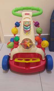 Fisher Price Walker - used