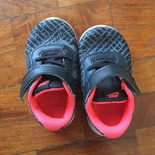 Authentic Nike Kids Rubber Shoes (EUR 21)