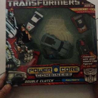Transformer Power Core