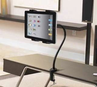 Mount 360 Rotating Lazy Bed & Desk Stand Holder For iPad