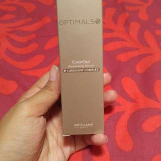 Optimals Even Out Illuminating Serum